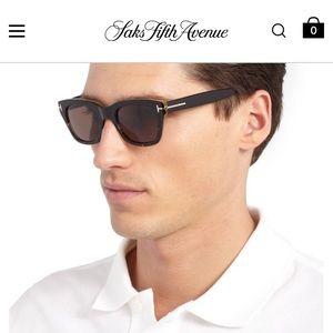 Tom Ford Snowdon Mens Sunglasses